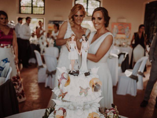 La boda de Rocío y Chede en Jerez De La Frontera, Cádiz 111