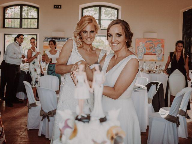 La boda de Rocío y Chede en Jerez De La Frontera, Cádiz 112