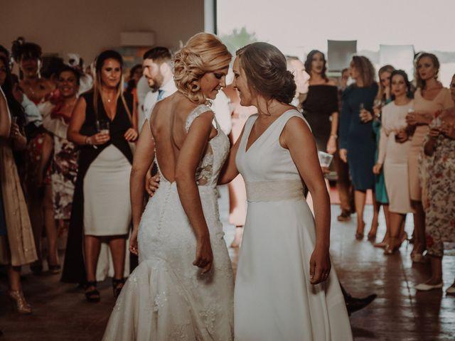 La boda de Rocío y Chede en Jerez De La Frontera, Cádiz 114
