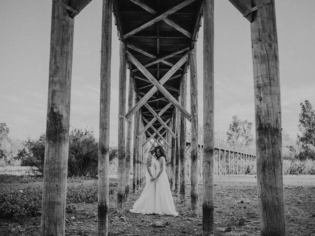 La boda de Rocío y Chede en Jerez De La Frontera, Cádiz 134