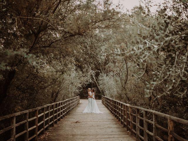 La boda de Rocío y Chede en Jerez De La Frontera, Cádiz 2