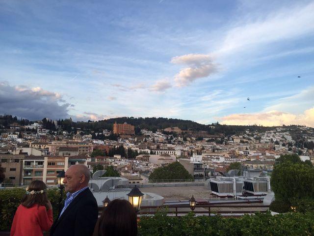 La boda de Remi y Mónica en Granada, Granada 4