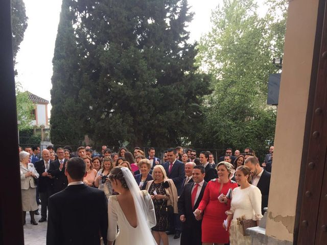 La boda de Remi y Mónica en Granada, Granada 5