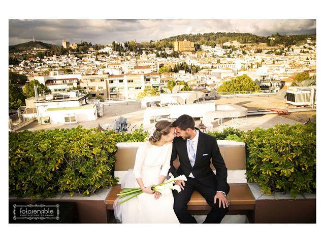 La boda de Remi y Mónica en Granada, Granada 1