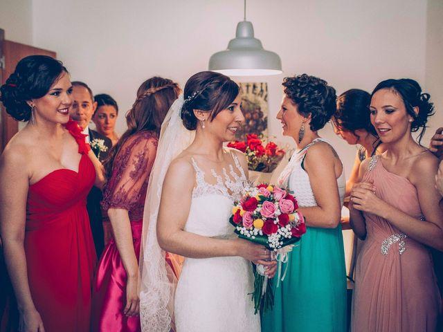 La boda de Javi y Laura en Almassora/almazora, Castellón 9