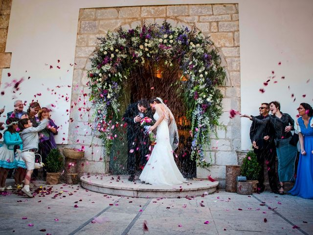 La boda de Javi y Laura en Almassora/almazora, Castellón 1