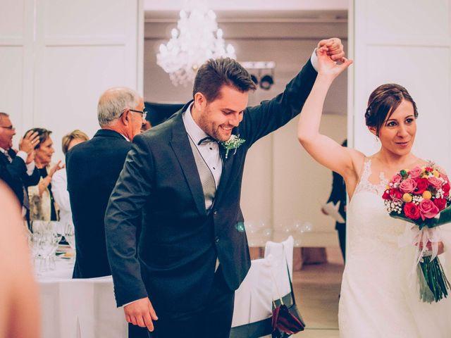 La boda de Javi y Laura en Almassora/almazora, Castellón 17