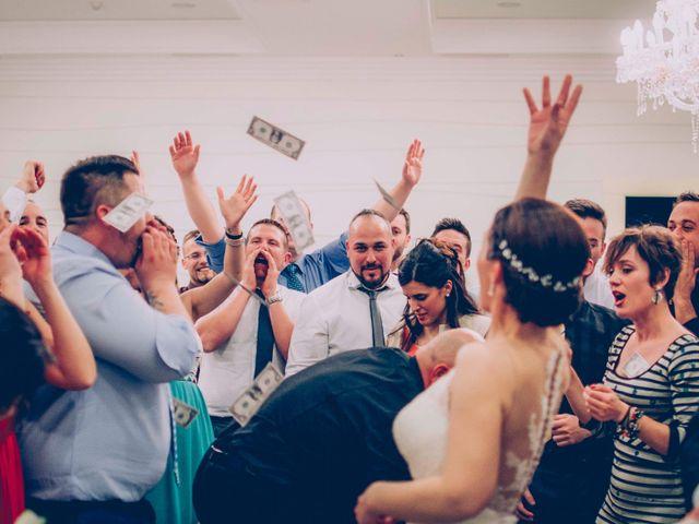 La boda de Javi y Laura en Almassora/almazora, Castellón 18