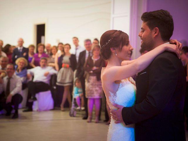 La boda de Javi y Laura en Almassora/almazora, Castellón 2