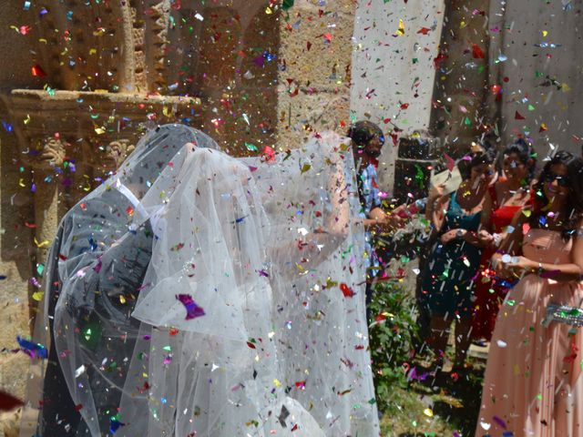 La boda de Marcos y Natalia en Verin, Orense 5