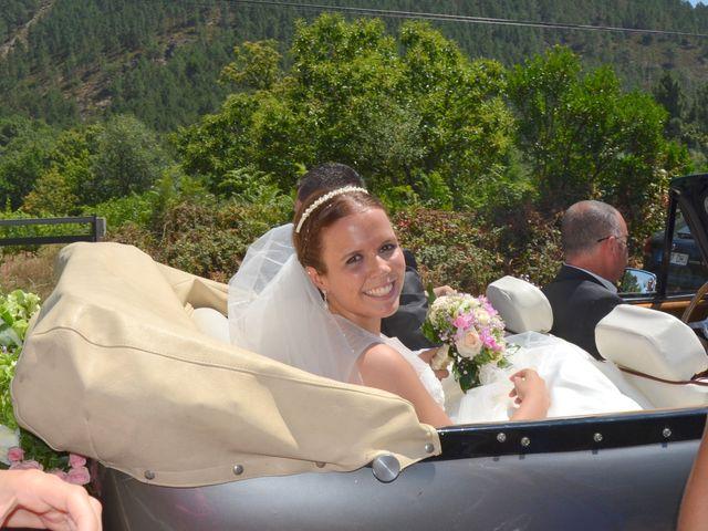 La boda de Marcos y Natalia en Verin, Orense 1