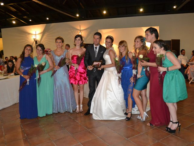La boda de Marcos y Natalia en Verin, Orense 6