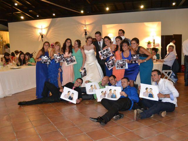 La boda de Marcos y Natalia en Verin, Orense 7