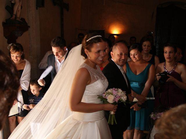 La boda de Marcos y Natalia en Verin, Orense 8