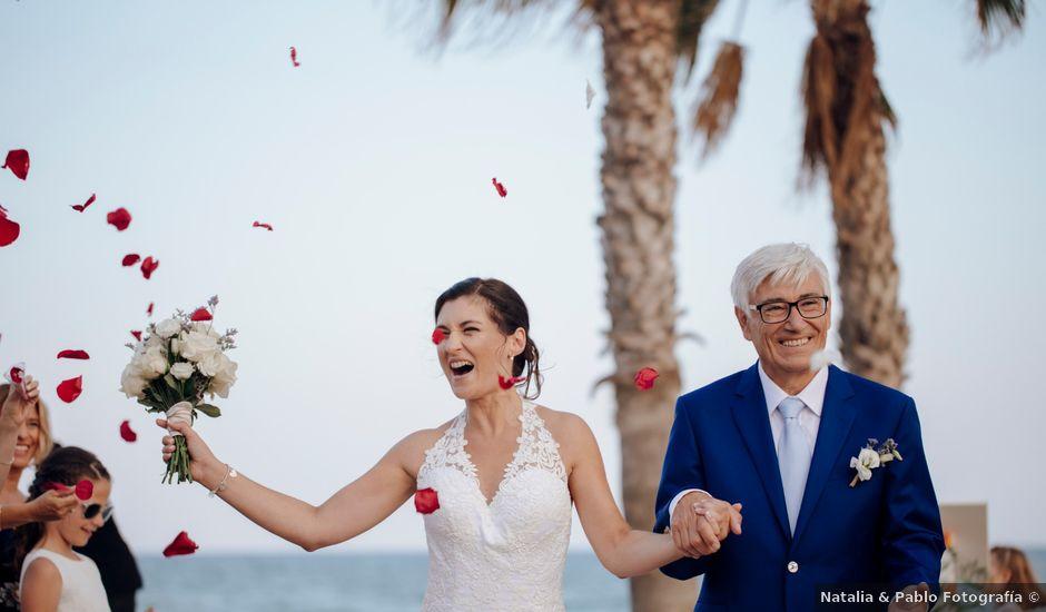 La boda de José y Laura en El Vendrell, Tarragona
