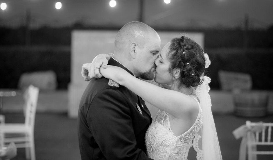 La boda de Emiliano y Raquel en Villagarcia Del Llano, Cuenca