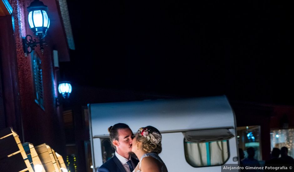 La boda de Samu y Aida en Elx/elche, Alicante