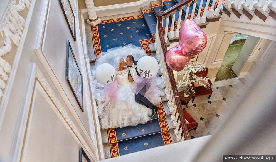 La boda de Thor y Johanna en Valencia, Valencia