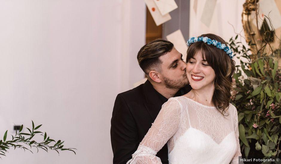 La boda de Yared y Wendy en San Cristóbal de La Laguna, Santa Cruz de Tenerife