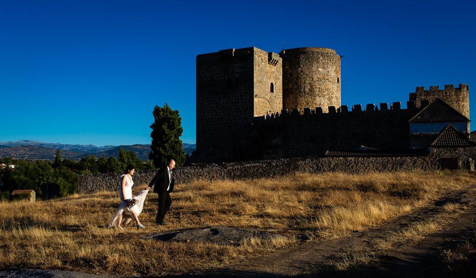 La boda de César y Alicia en Bejar, Salamanca