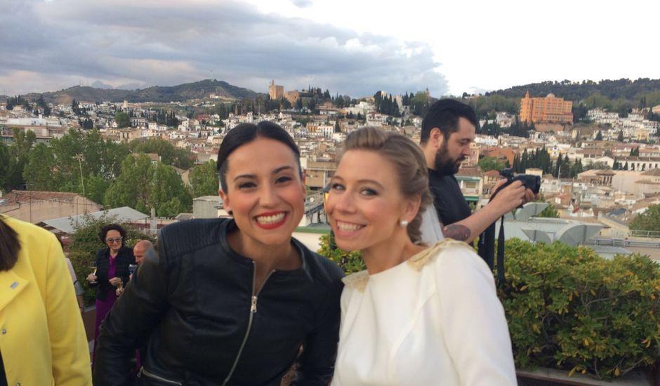 La boda de Remi y Mónica en Granada, Granada