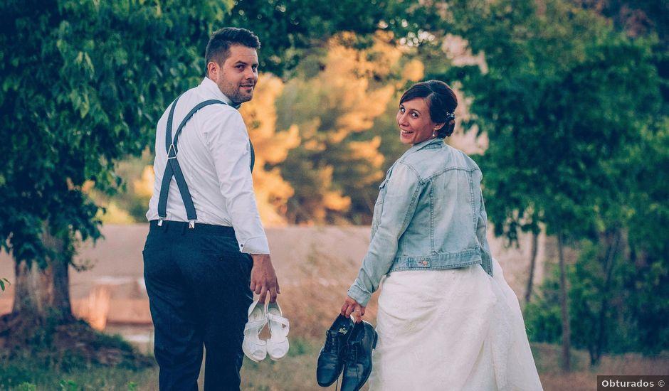 La boda de Javi y Laura en Almassora/almazora, Castellón