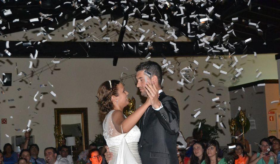La boda de Marcos y Natalia en Verin, Orense