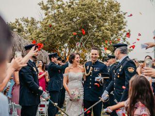 La boda de Jéssica y Salva