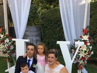 La boda de Yolanda  y José Ángel  1