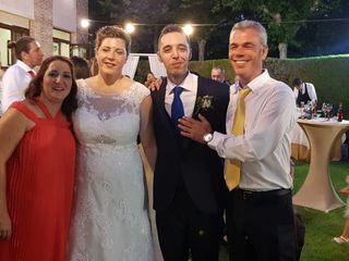 La boda de Yolanda  y José Ángel