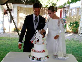 La boda de Isabel y Rafael 1