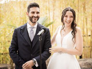 La boda de Bitia y Sergio