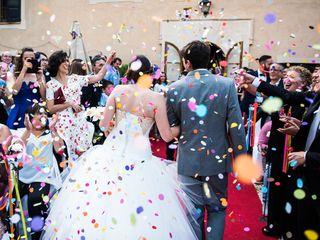 La boda de Marta y Pau 1