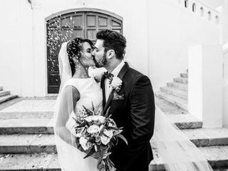 La boda de Daiana y Javier