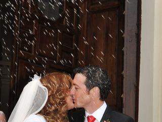 La boda de Francisco Manuel y María del Mar 2