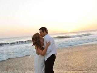 La boda de Francisco Manuel y María del Mar
