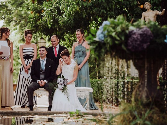 La boda de Ale y Javi