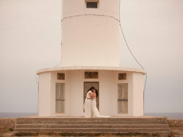 La boda de Cris y Jessy en Sant Francesc De Formentera, Islas Baleares 22