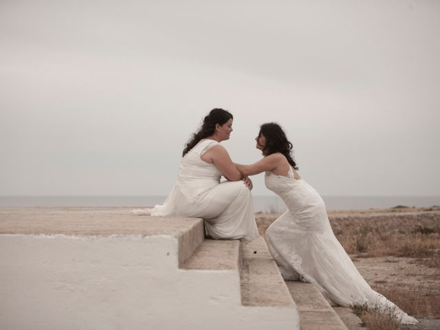 La boda de Cris y Jessy en Sant Francesc De Formentera, Islas Baleares 23