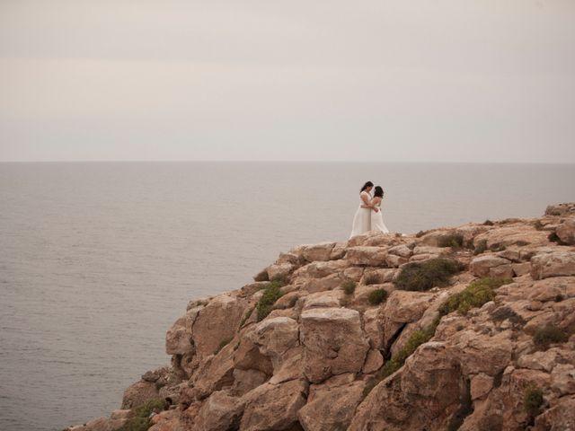 La boda de Cris y Jessy en Sant Francesc De Formentera, Islas Baleares 24