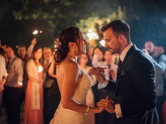 La boda de Isabel y Jonathan