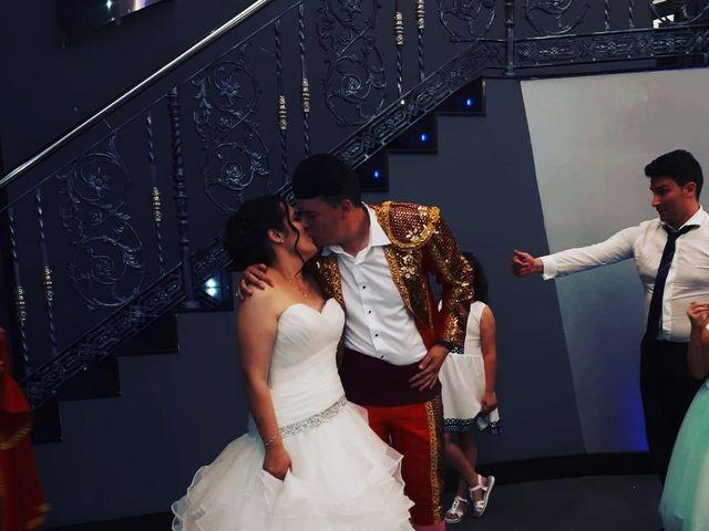 La boda de Luis Miguel  y Vanesa en Elda, Alicante 3