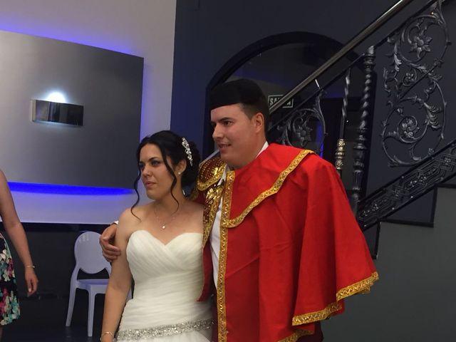 La boda de Luis Miguel  y Vanesa en Elda, Alicante 2
