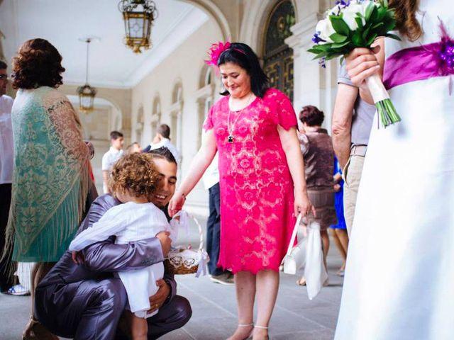 La boda de Alejandro y Tania en A Coruña, A Coruña 1