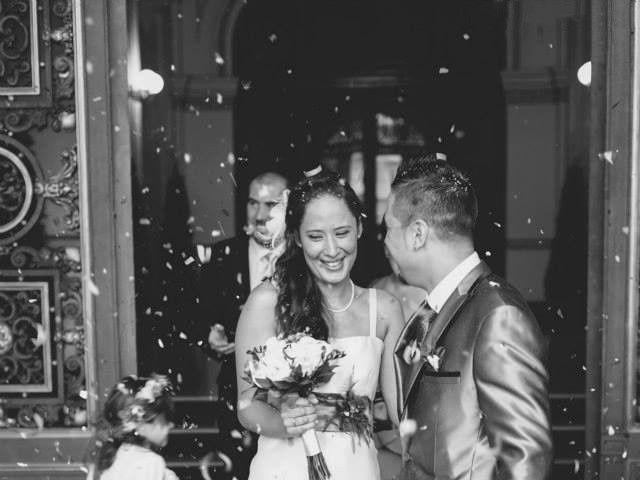 La boda de Alejandro y Tania en A Coruña, A Coruña 3