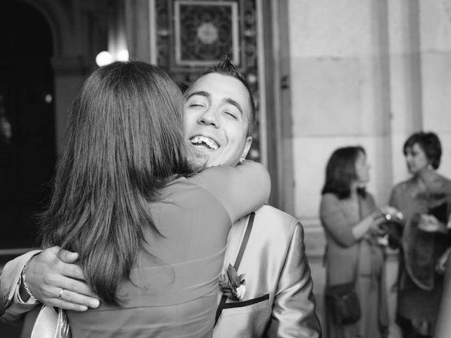 La boda de Alejandro y Tania en A Coruña, A Coruña 2