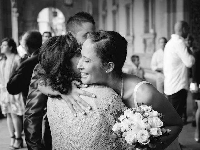 La boda de Alejandro y Tania en A Coruña, A Coruña 16