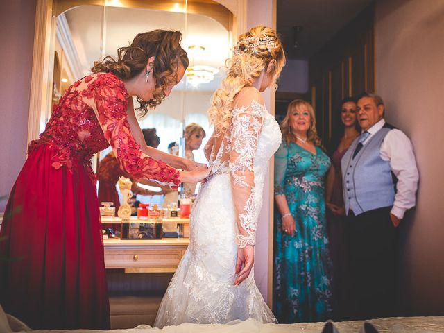 La boda de Fran y Tamara en Arganda Del Rey, Madrid 22