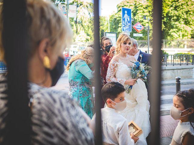 La boda de Fran y Tamara en Arganda Del Rey, Madrid 32
