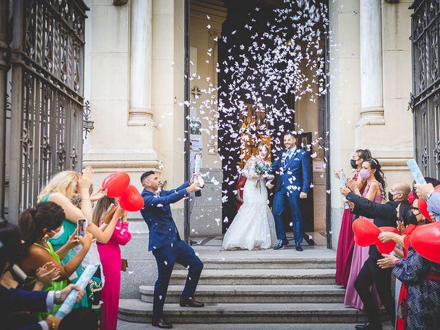 La boda de Fran y Tamara en Arganda Del Rey, Madrid 33